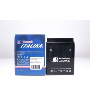 BATERIA I12N2.5-3C  ITALIKA